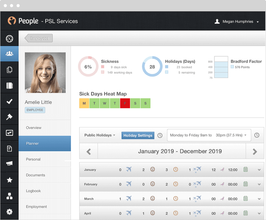 Hr Software From People Hr Hr Systems Try For Free